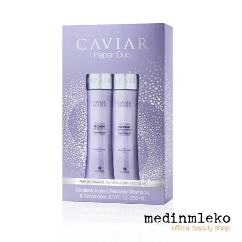 Alterna - Caviar Repair obnovitveni set za poškodovane lase