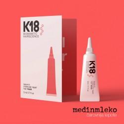 K18 molekularna maska (5ml) / za regeneracijo las v 4 minutah