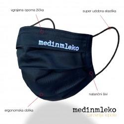 medinmleko - Higienska tekstilna maska