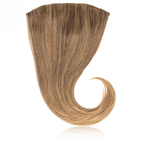 Hairdo by HairUwear - Ravni clip-in podaljški - R1416T buttered toast/dark blond 55 cm