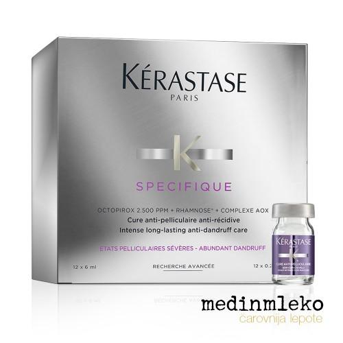Kérastase - Spécifique Cure Anti-Pelliculaire ampule proti prhljaju