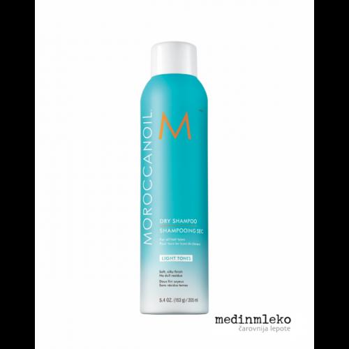 Moroccanoil - Dry suhi šampon za svetle lase