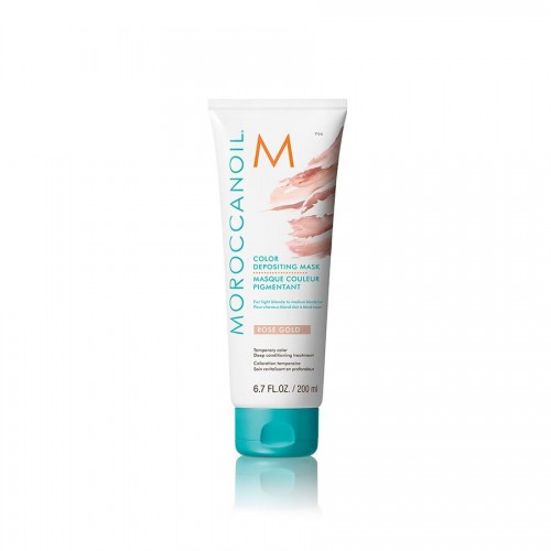 Moroccanoil - Color Depositing maska - Rose gold
