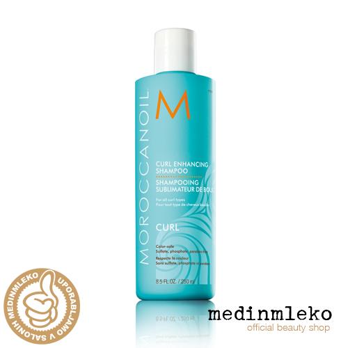Moroccanoil - Curl šampon za kodre