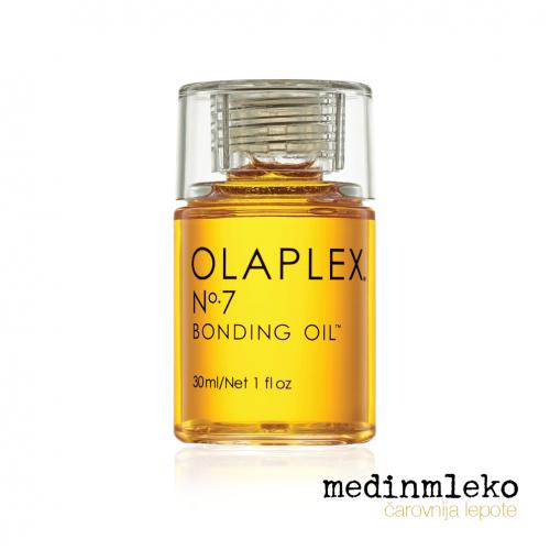 OLAPLEX N°7 - Bonding Oil hranilno in obnovitveno olje za lase
